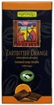 Poolmõru apelsinishokolaad 80g Rapunzel FR