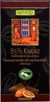 Mõrushokolaad 85% kakaod 80g Rapunzel