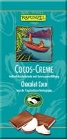 Piimashokolaad kookoskreemiga 100g Rapunzel