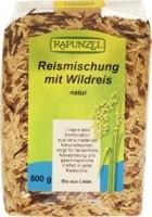 Riisisegu metsiku riisiga 500g Rapunzel