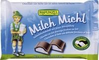 Piimashokolaad piimatäidisega 100g Rapunzel
