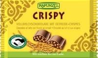 Piimashokolaad teraviljakrõpsudega 100g Rapunzel
