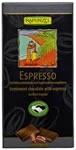 Poolmõru shokolaad Espresso 80g Rapunzel
