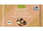 Piimashokolaad krõbemandliga 100g Rapunzel