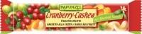 Puuviljatahvel Jõhvika-india pähkli 40g Rapunzel