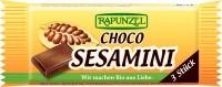 Rapunzel  Seesamimaius shokolaadis 27g