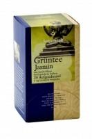 Roheline tee jasmiiniga (kotid ümbrikes) 20g Sonnentor