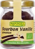 Rapunzel Bourbon-vanilje jahvatatud 15g