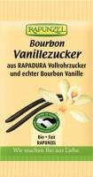 Bourbon-vaniljesuhkur (Rapadura) 8g Rapunzel