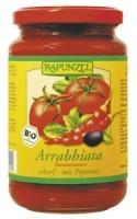 Tomatikaste Arrabbiata 340g Rapunzel