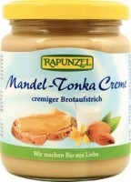 Mandli-Tonkakreem 250g Rapunzel
