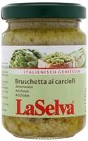 Bruscetta artishokkidest 130g LaSelva