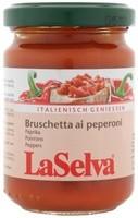 Bruscetta paprikast 130g LaSelva