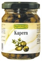 Kapparid oliiviõlis 120g Rapunzel