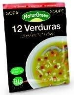 Naturgreen  Pakisupp 12 köögiviljast 40g