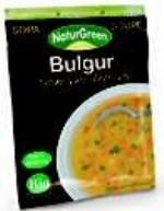 Naturgreen Pakisupp bulguri ja köögiviljadega 40g