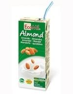 Mandlijook agaavisiirupiga 200ml Ecomil