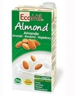 Mandlijook agaavisiirupiga 1l Ecomil