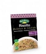 Risoto puravike ja shiitakega 150g Naturgreen