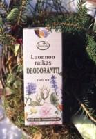 Frantsila Looduslik värskendav deodorant 75ml
