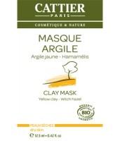 Cattier Kollase savi mask kuivale nahale 12,5ml