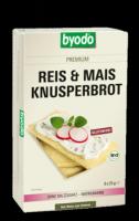 Byodo Riisi-maisi näkileib soolata 200gr
