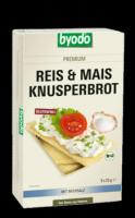 Byodo Riisi-maisi näkileib soolaga 200gr