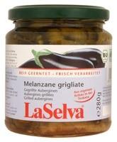 Grillitud baklazaanid oliivõlis 280g LaSelva