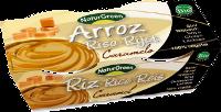 Riisidessert karamelli 2x125g Naturgreen