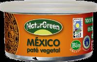 Mehhikopärane taimne pasteet 125g Naturgeen