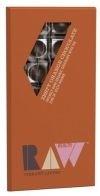 Tooršokolaad RAW apelsiniga 70g