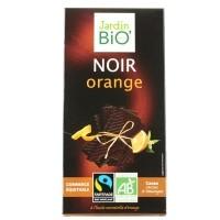 JardinBio tume šokolaad apelsiniga 100 g