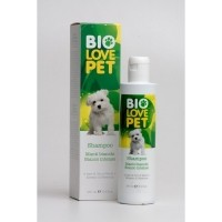 BEMA BioLove Pet shampoon valgele karvale 250ml