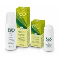 BEMA Bio DEO Meeste roll-on Wood Tea 50ml