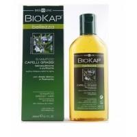 Biokap shampoon rasustele juustele 200ml
