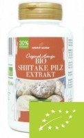 Hanoju Bio (Mahe) Shiitake seene Extrakt 60 kapslit
