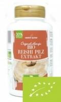 Hanoju Bio (Mahe) Reishi Extrakt (Reiši seene) 60 kapslit