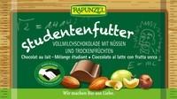 Rapunzel Piimašokolaad puuviljade ja pähklitega 100g