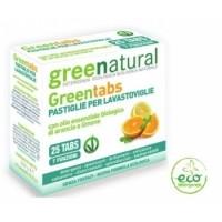 Greenproject Nõudepesumasina tabletid 7in1 25tk