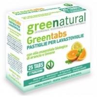 Greenproject Pesumasina tabletid 4 in 1 25tk
