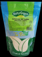 NaturGreen Täisroosuhkur Golden Light 500g