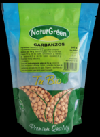 NaturGreen Kikerherned 500g