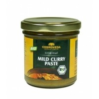 Cosmoveda Curry pasta mahe 160ml