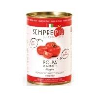 Sempre Piu Hakitud tomatid 400g