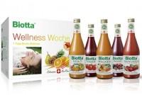 Biotta Wellness Week lõõgastusnädala  mahlapakett