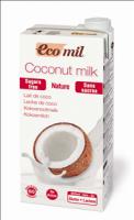 EcoMil Kookosejook suhkruta 1l