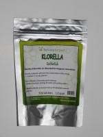 Klorella tabletid 500tabletti/125g pakk