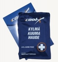 Cool-X Korduvkasutatav külma,kuuma kompress (padi) 16x23cm