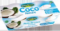 Naturgreen Kookosedessert 2x125g