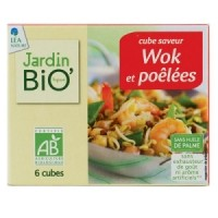 JardinBio puljongikuubikud wokiroogadele 6x11g